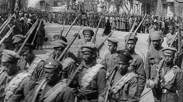1919 год на Украине