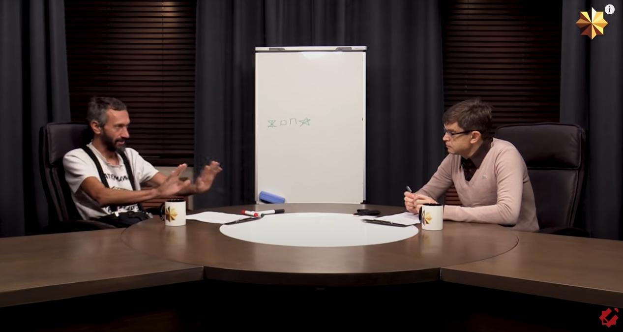 Савватеев на День ТВ