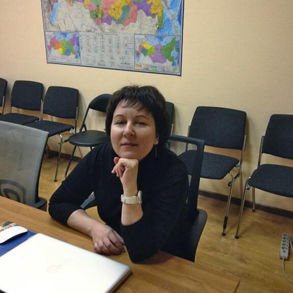 Надежда Шалимова