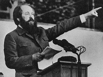 Солженицын Гарвардская речь